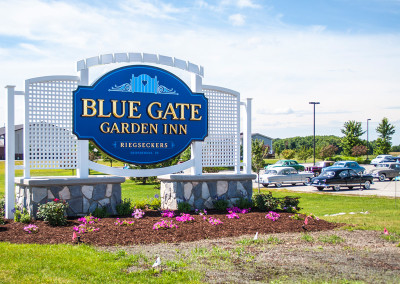 Blue Gate Garden Inn